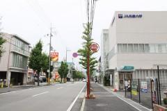 7.直進(阪神バス武庫之郷)