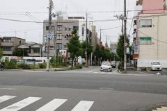 6.武庫之郷交差点を直進