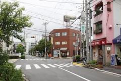 3.武庫之荘郵便局前交差点右折